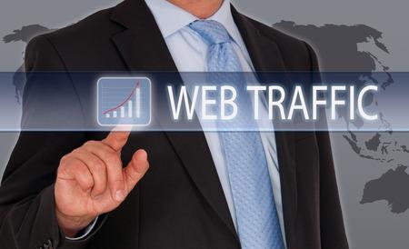 Foto de Web Traffic - Imagen libre de derechos