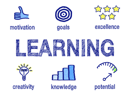 Foto de Learning and Education Concept - Imagen libre de derechos