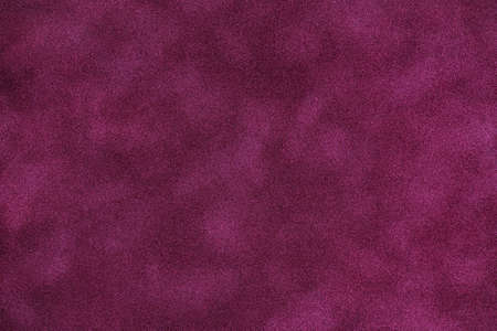 macro of purple felt texture for background use