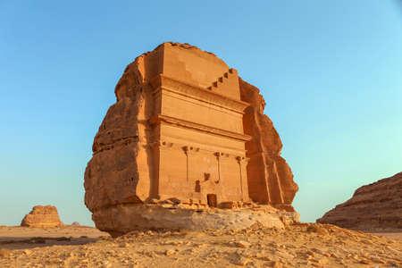 Photo for Mada'in Saleh, Al Ula, KSA - Royalty Free Image