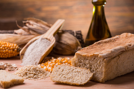 Foto de Pane senza glutine - Imagen libre de derechos