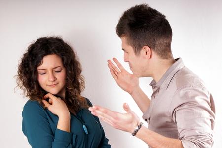 Foto de Domestic violence - Imagen libre de derechos