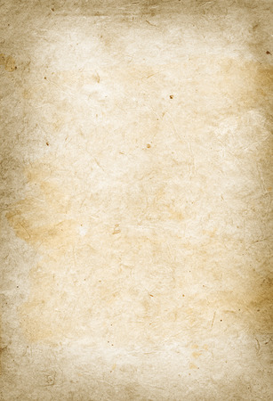 Foto de Old parchment paper texture - Imagen libre de derechos
