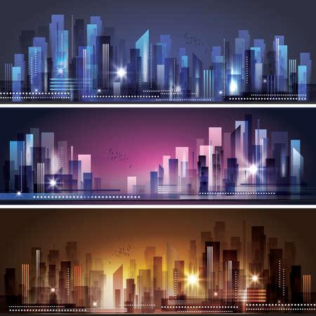 Ilustración de City skyline - Imagen libre de derechos