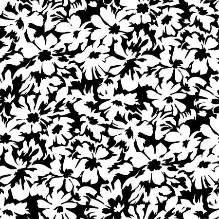 Illustration pour Flower pattern - image libre de droit