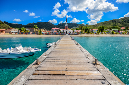 Photo pour Martinique Anse d'Arlet - image libre de droit