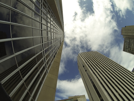 Foto de Bogota Buildings - Imagen libre de derechos