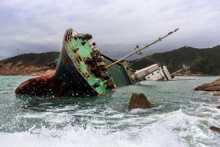 Foto de Shipwreck - Imagen libre de derechos