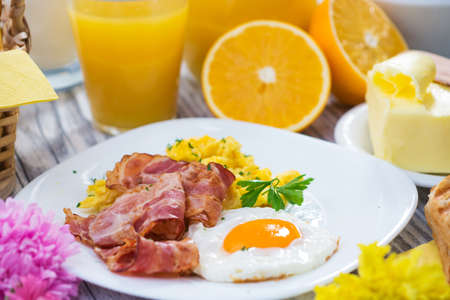 Photo for Breakfast - Royalty Free Image