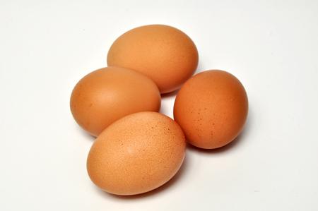 Photo pour Egg White Background - image libre de droit
