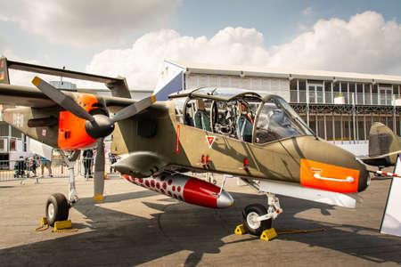 Foto de Farnborough Air Show 2018 - Imagen libre de derechos