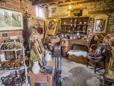 Foto de Antique shop - Imagen libre de derechos