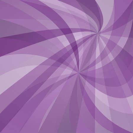 Ilustración de Purple abstract double spiral ray design background - Imagen libre de derechos