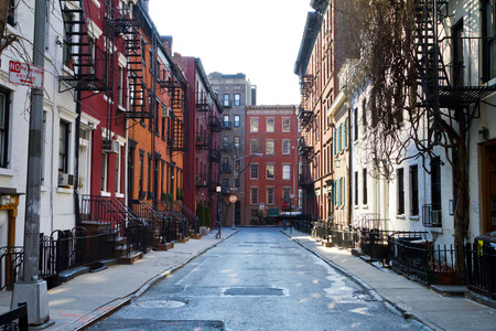 Foto de New York City  Historic buildings  - Imagen libre de derechos