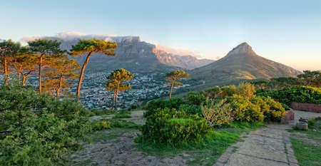 Foto de Signal Hill, Cape Town, South Africa - Imagen libre de derechos