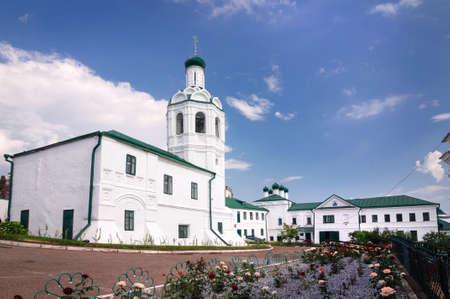 Foto de Kazan John the Baptist monastery was founded in the 16th century, Tatarstan Republic, Russia. - Imagen libre de derechos