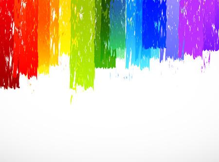 Ilustración de Colorful background. Bright illustration - Imagen libre de derechos