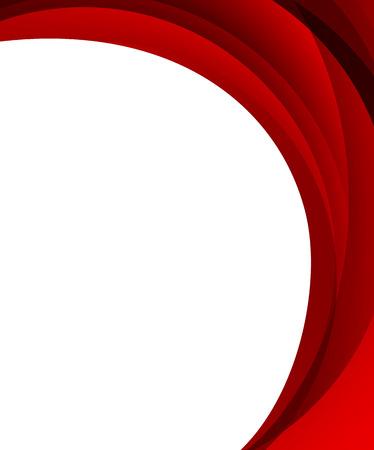 Illustration pour Abstract red background - image libre de droit