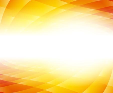 Ilustración de Abstract orange background - Imagen libre de derechos