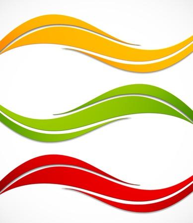 Illustration pour Set of banners - image libre de droit