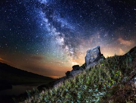 Foto de Milky Way (Ukraine) - Imagen libre de derechos