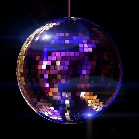 Photo for Disko ball - Royalty Free Image