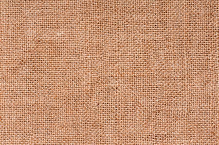 Photo pour Closeup of a natural burlap texture for the background - image libre de droit