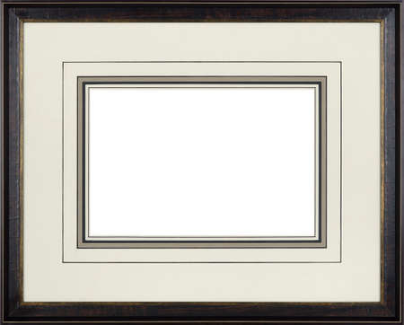 Photo for black art picture frame - Royalty Free Image