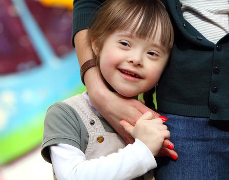 Foto de Happy family moments - Mother and child have a fun. - Imagen libre de derechos