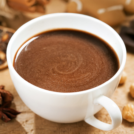 Photo for Cup of hot chocolate - Royalty Free Image