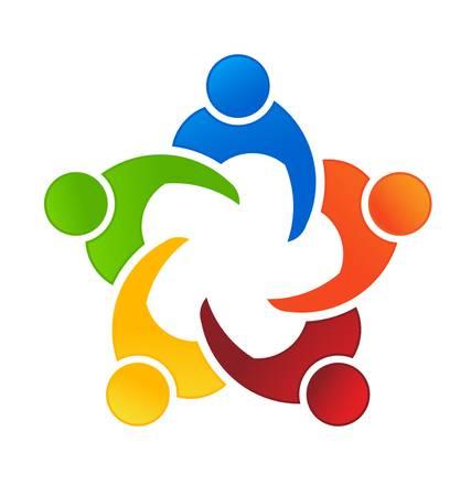 Illustration pour Business Meeting 5 - image libre de droit