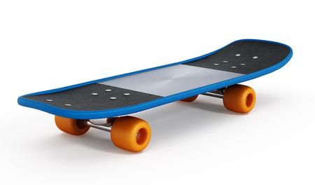 Photo pour Skateboard - image libre de droit