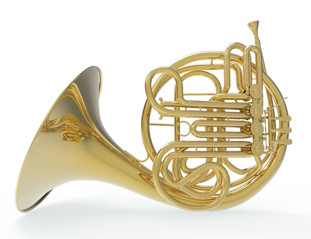 Photo for French Trombone 2 - Royalty Free Image