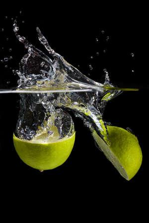 Photo for Fruit splash - Royalty Free Image