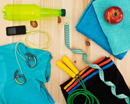 necessary sport accessories for fitness classes