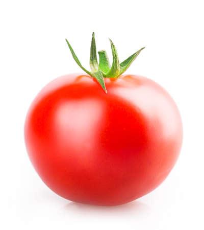 Photo pour tomato Isolated on white background - image libre de droit