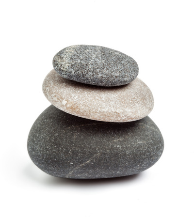 Photo for Zen stones balance concept - Royalty Free Image