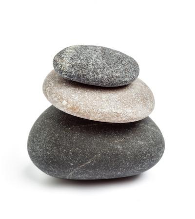 Foto de Zen stones balance concept - Imagen libre de derechos