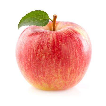 Photo for Ripe apple in closeup - Royalty Free Image