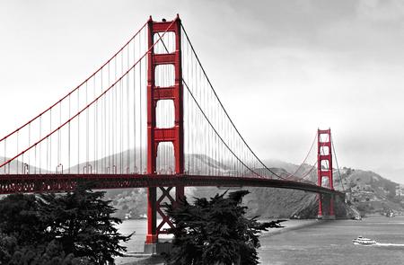 Foto de Golden Gate Bridge - Imagen libre de derechos