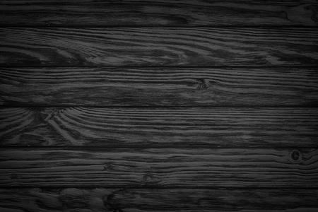 Photo pour Vintage wood background black texture old plank. dark wooden surface - image libre de droit