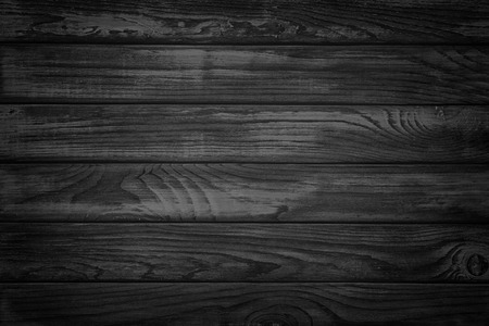 Photo pour texture of black wood use as natural background, gloomy wooden table - image libre de droit