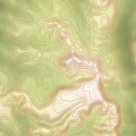 Illustration pour Topographic map background with space for copy . Line topography map contour background , geographic grid abstract vector illustration . Abstract geometric lines . - image libre de droit