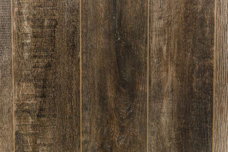 Photo for Wood texture with natural pattern. Abstract background, empty template. Surface of teak wood background for design and decoration - Royalty Free Image