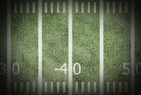 american football field line score match championship background game old stadium yard for d mural