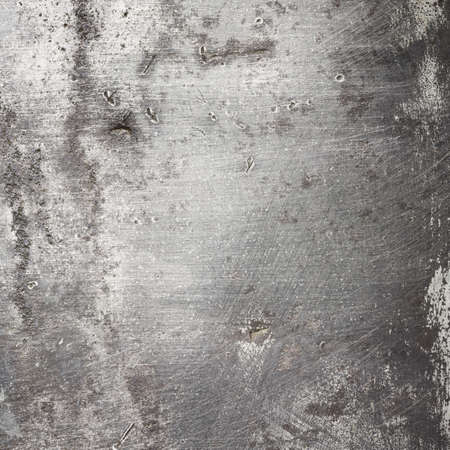 Aged metal texture  Old iron background