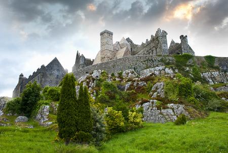 Foto de The Rock of Cashel in ireland - Imagen libre de derechos