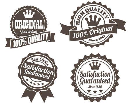 Ilustración de vintage label3 - Imagen libre de derechos