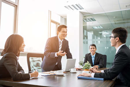 Foto de Business meeting - Imagen libre de derechos