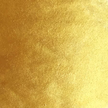 Illustration pour Vector golden foil background template for cards, hand drawn backdrop - invitations, posters, cards. - image libre de droit